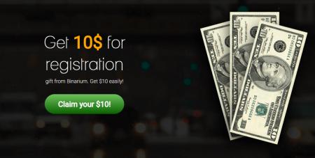 Binarium No Deposit Bonus - $10 for Free