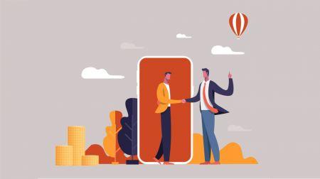 Comment rejoindre le programme d'affiliation sur Binary.com