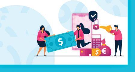 Comment retirer et faire un dépôt d'argent sur Binary.com