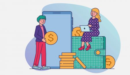 How to Deposit Money in Binarycent
