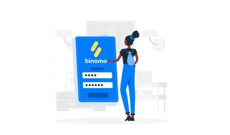 Comment se connecter à Binomo