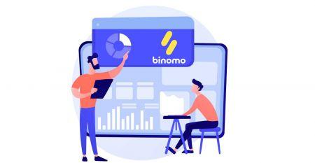 Combien de types de comptes dans Binomo