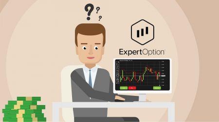 Comment ouvrir un compte démo sur ExpertOption
