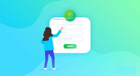 Comment ouvrir un compte de trading dans ExpertOption