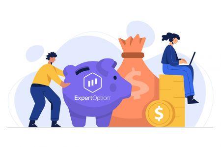 Comment s'inscrire et déposer de l'argent sur ExpertOption