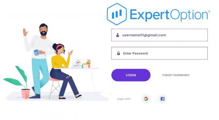 How to Register Account in ExpertOption