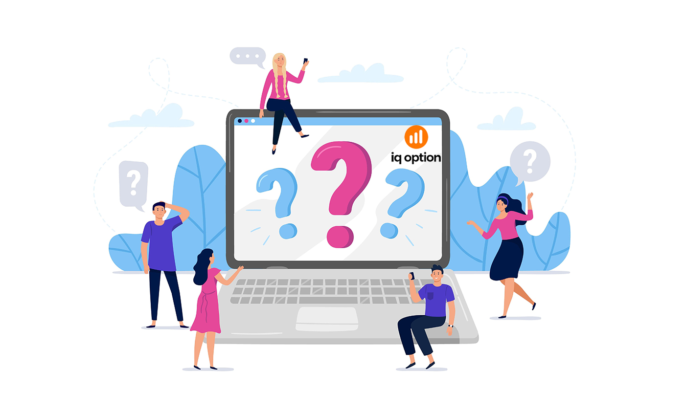 Frequently Asked Questions (FAQ) of Accounts, Verification in IQ Option