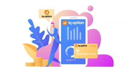 How to Open Account and Deposit Money at IQ Option