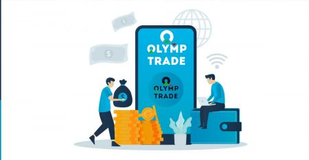 How to Register and Withdraw Money at Olymp Trade
