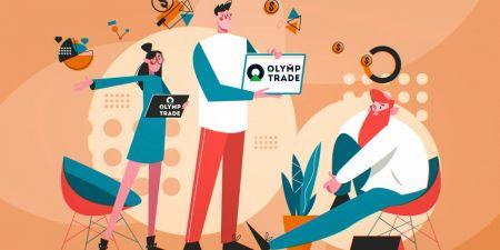 Comment échanger et retirer de l'argent d'Olymp Trade