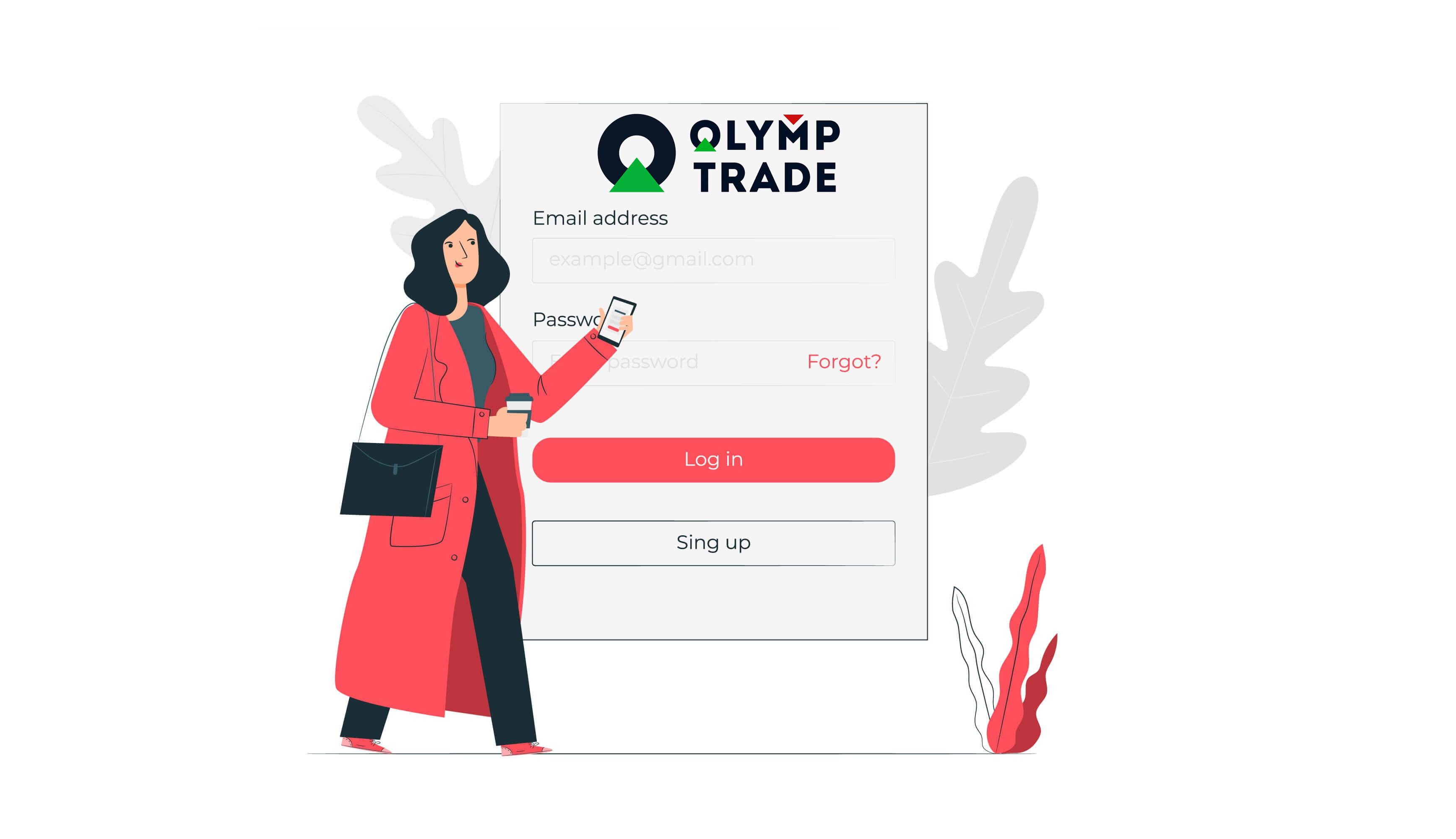 How to Login to Olymp Trade