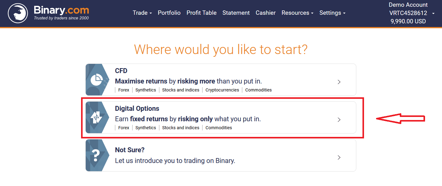 How to Register and Trade Forex/CFDs/Crypto/Metals at Binary.com MT5