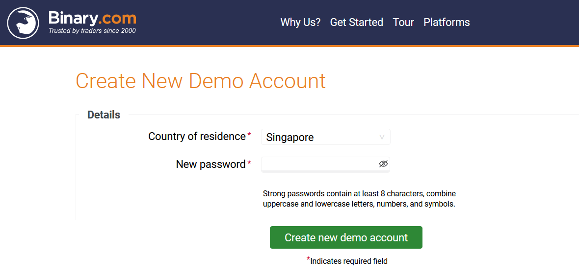How to Register and Verify Account in Binary.com