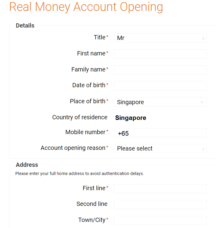 How to Sign Up and Deposit Money at Binary.com