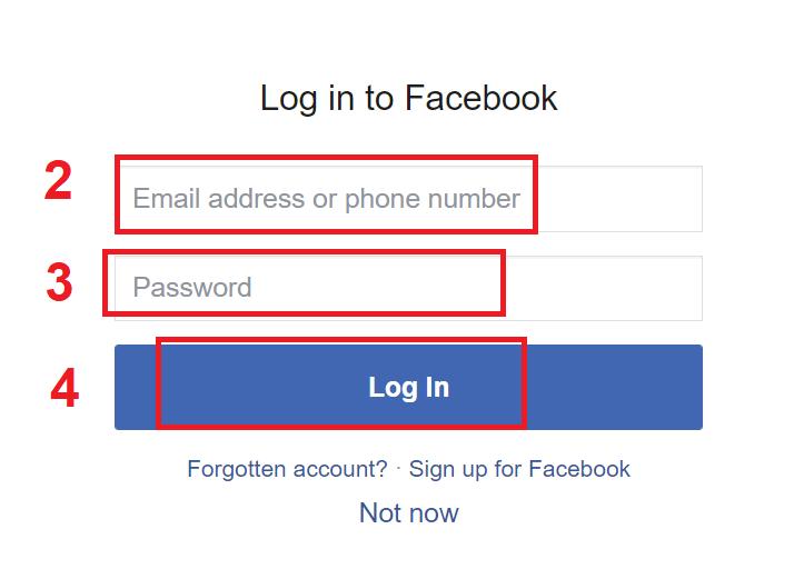 How to Login to Deriv