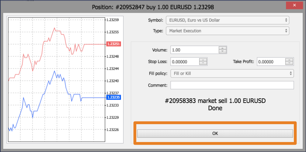 How to Trade Forex/CFDs in Deriv MT5