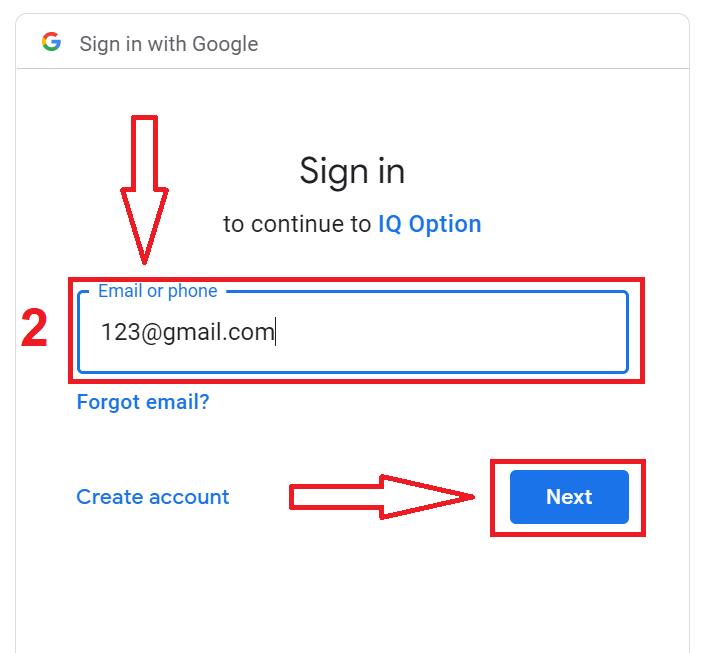 How to Open a Trading Account in IQ Option