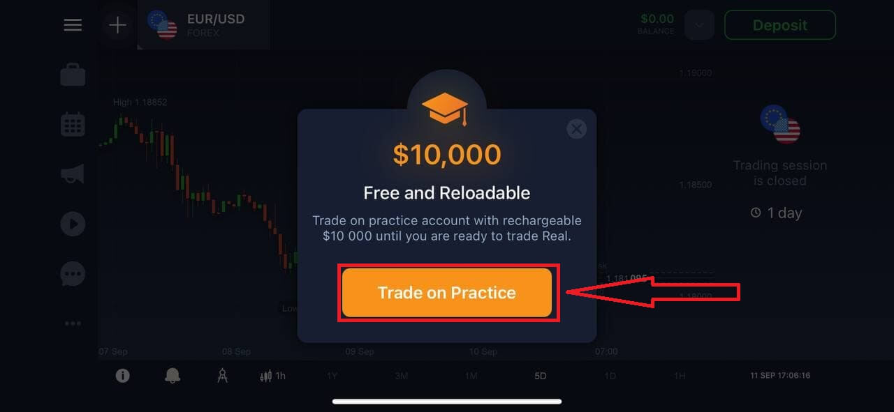 How to Register and Login Account in IQ Option