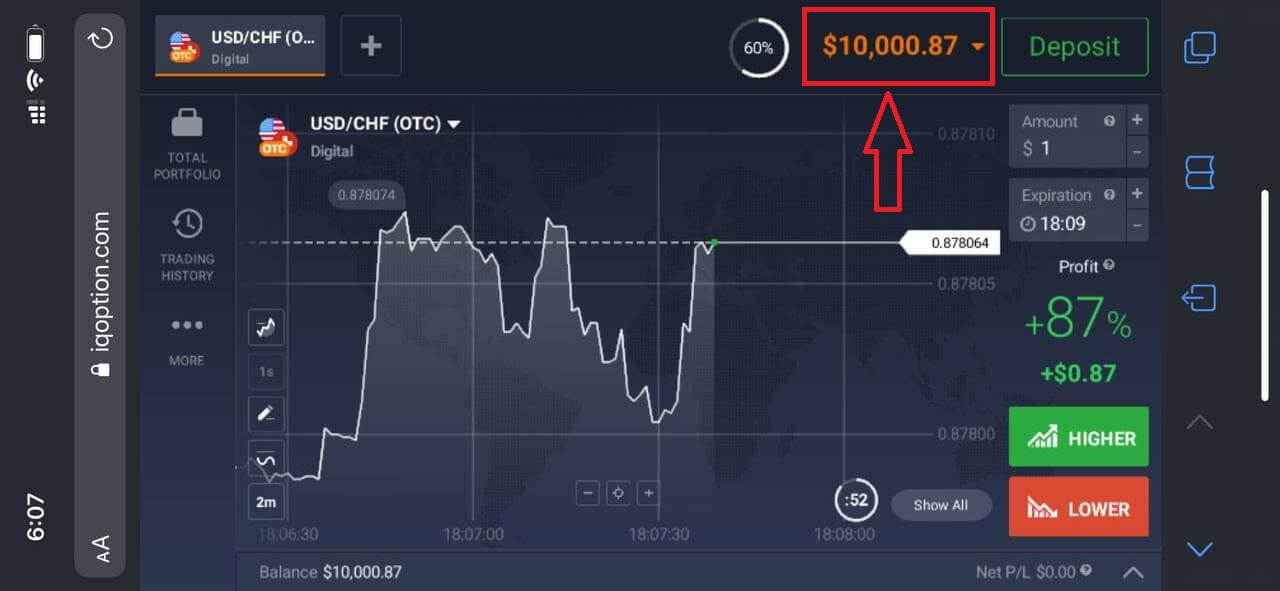 How to Register and Verify Account in IQ Option