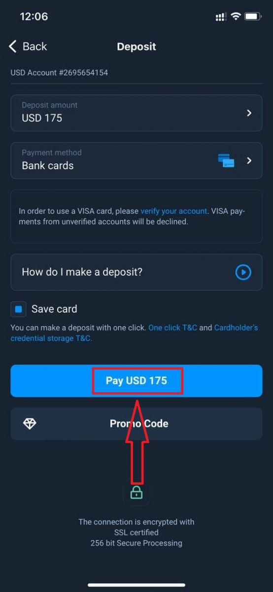 How to Withdraw and Make a Deposit Money in Olymp Trade