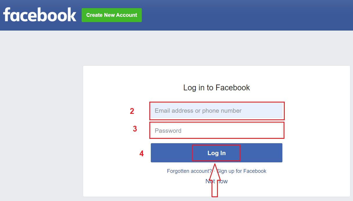 How to Register and Login Account in Quotex