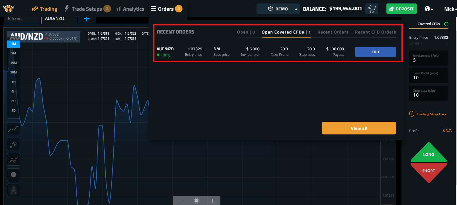 How to Trade Forex at Spectre.ai